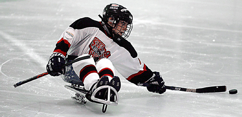 Interactive Timeline on the History of Sledge Hockey