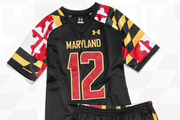 Maryland Armour Under Uniforms Lacrosse