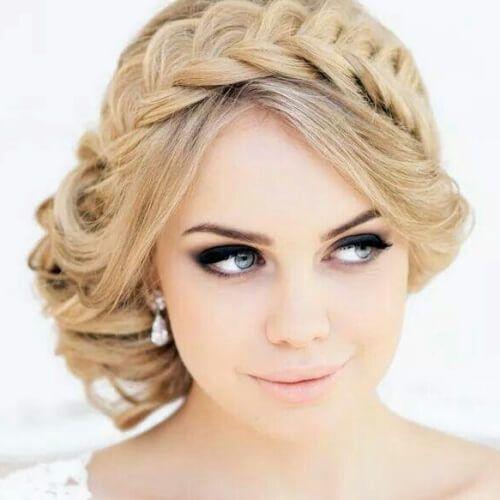 50 Creative Crown Braid Hairstyles Braid Creative Crown