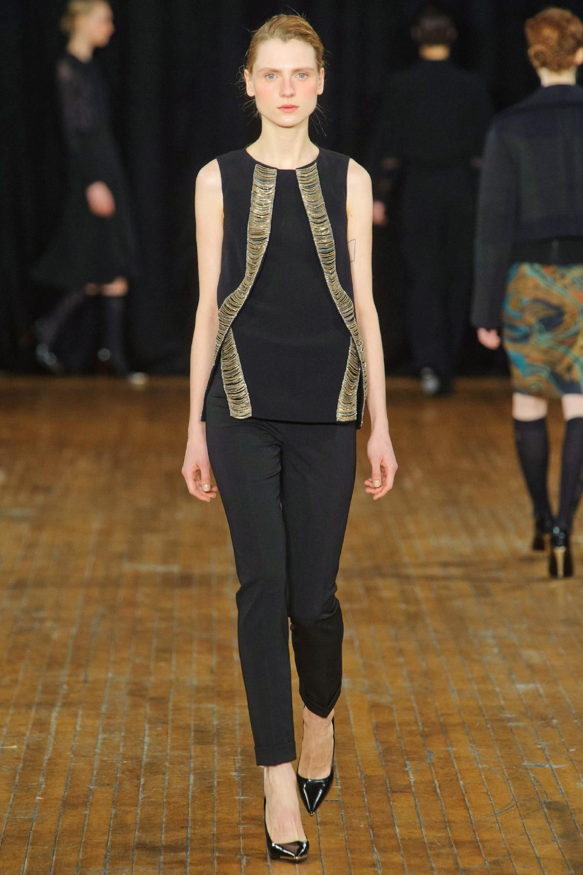 Alberta di philosophy ferretti fall runway review best photo