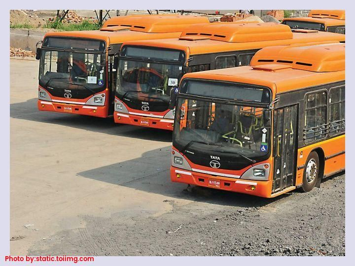 Over 3 000 Buses To Be Inducted By Next Year Delhi Govt Bus State Government Govt