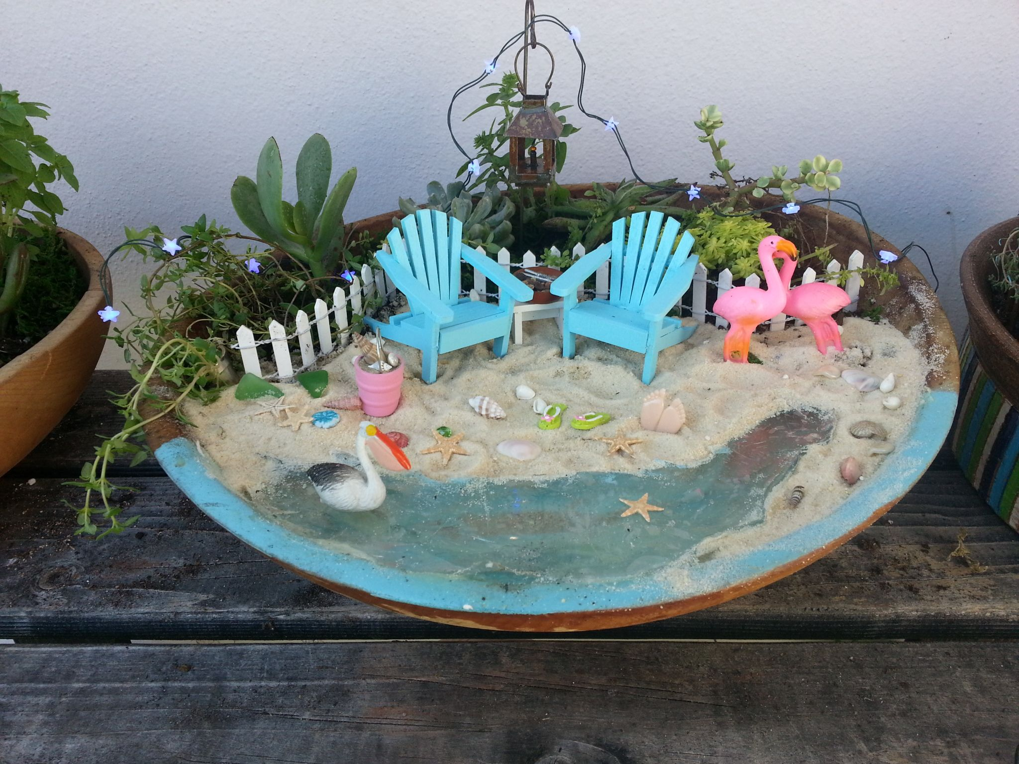 Explore Beach Fairy Garden, Fairies Garden, And More!