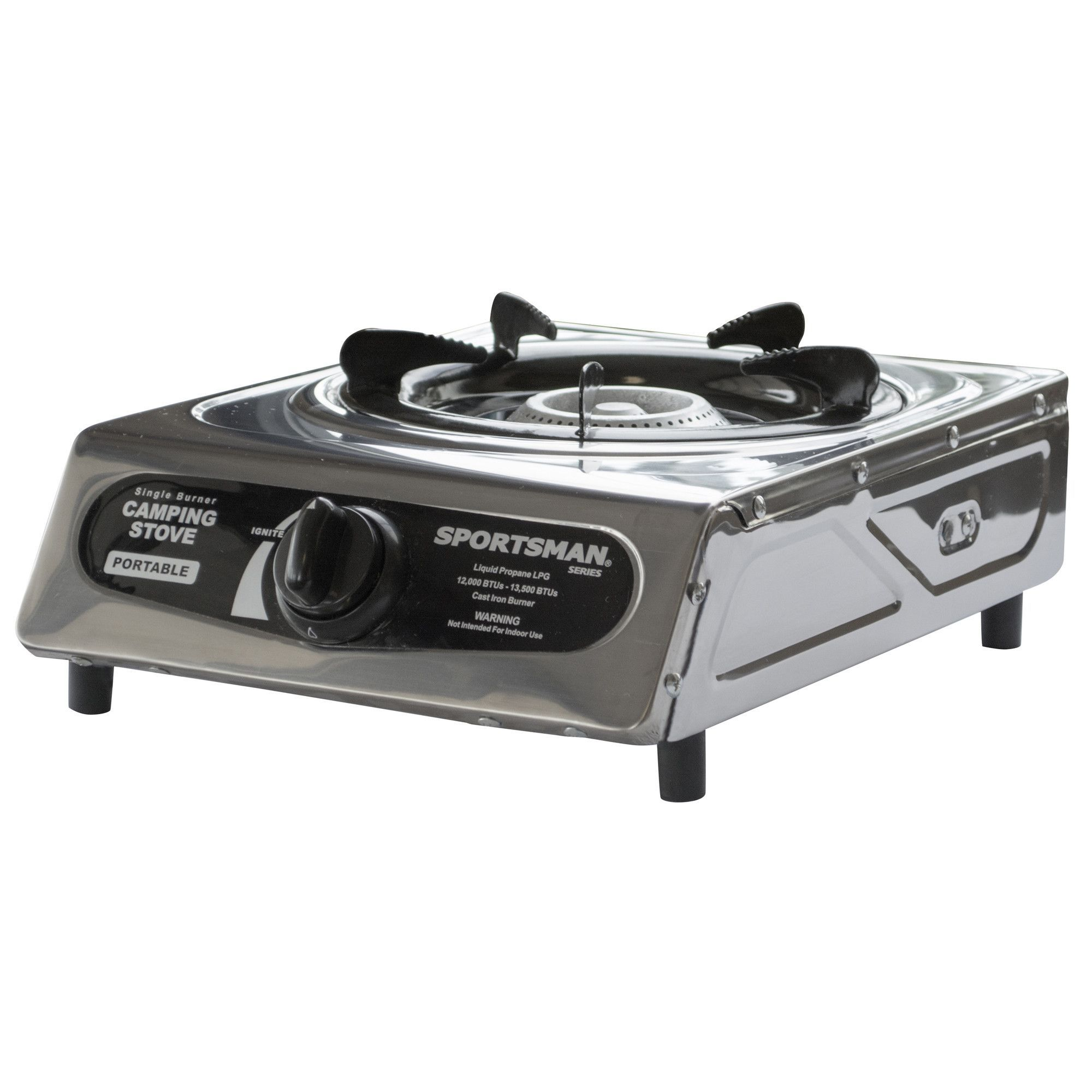 1 Burner Liquefied Petroleum Outdoor Stove Single Burner Outdoor Stove Camping Stove