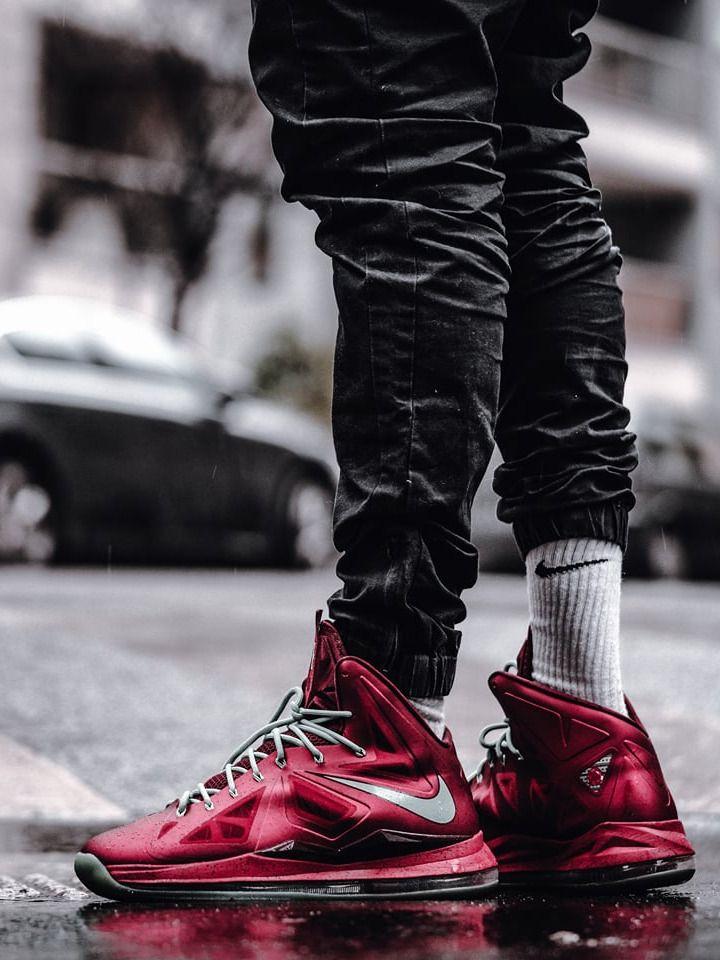 on sale fc305 c1753 Nike Lebron 10 Christmas - 2012 (by Tresor Temuni)