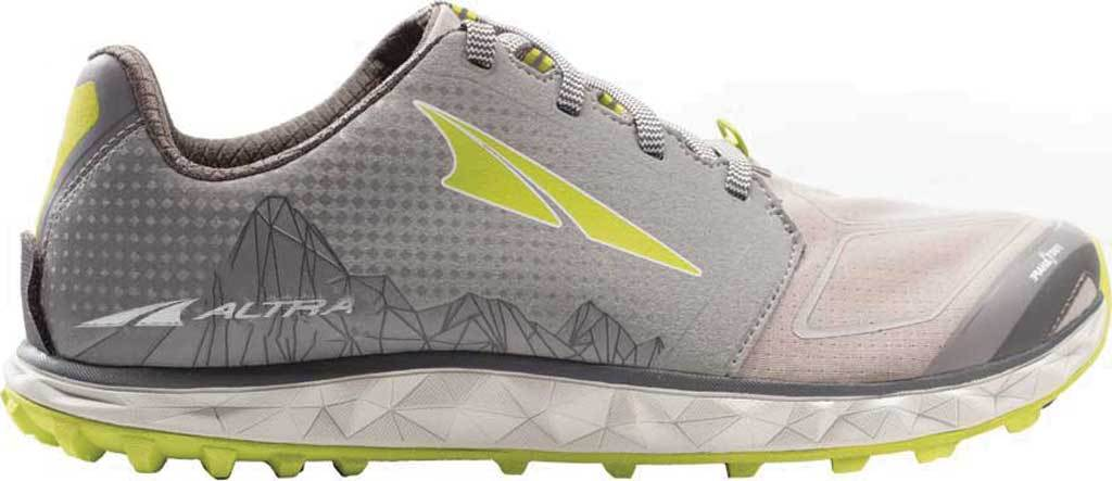Men's Altra Footwear Superior 4.0 Trail Running Shoe Grey