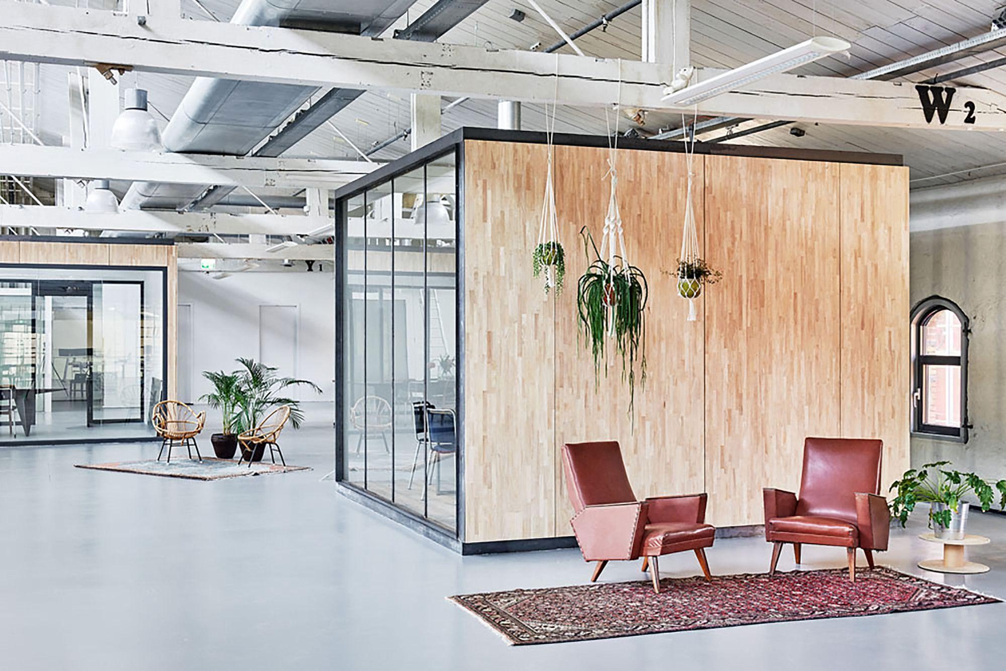 Fairphone Head Office Amsterdam Netherlands