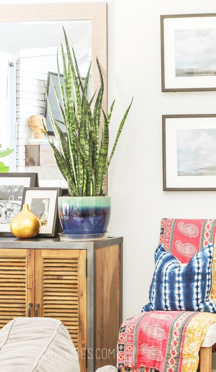 Summer eclectic home tour boho chic decor in home decor