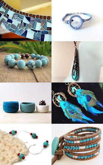 Turquoise Gift Guide#125 Anatonia