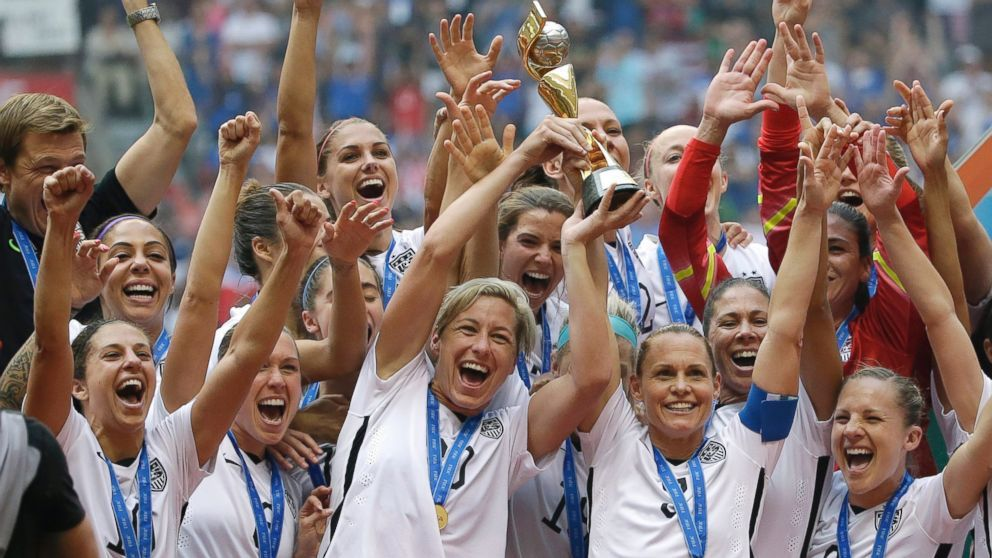 The Future Of American Soccer After Women S World Cup Victory Usa Soccer Women Women S Soccer Team Womens Soccer