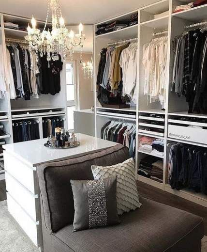 17 ideas small walk in closet remodel storage closet on extraordinary small walk in closet ideas makeovers id=80667