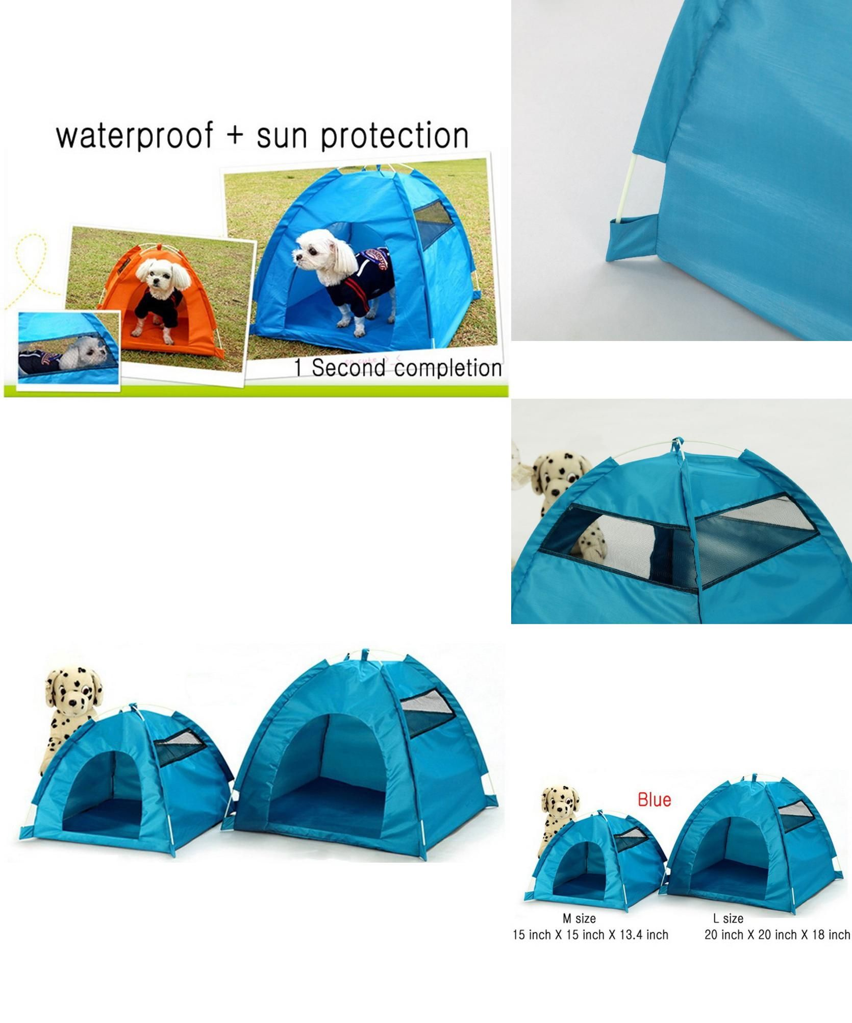 [Visit to Buy] One-Touch Portable Folding Large Dog House Tent Waterproof Dog  sc 1 st  Pinterest & Visit to Buy] One-Touch Portable Folding Large Dog House Tent ...