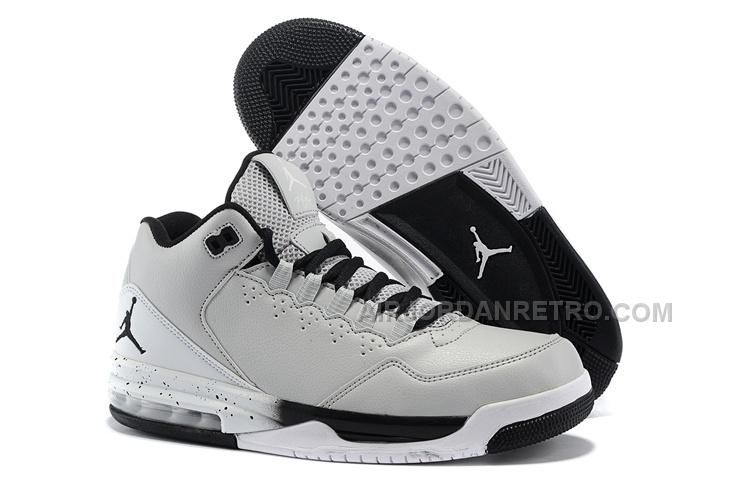 another chance 44fd3 9cb7d ... clearance find online nike air jordan flight origin 2 wolf grey black  white for sale online