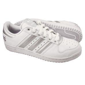 Adidas pro conf 2 zapatos Blanc / Argent / Blanc Urban Locker adidas