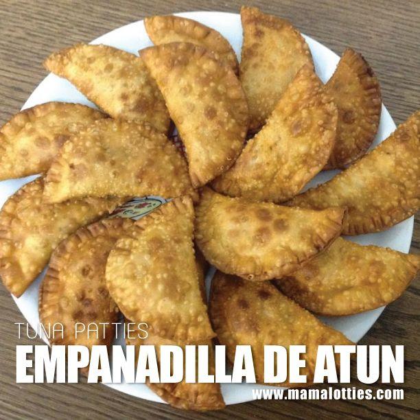 Tuna Patties – Empanadillas de Atún