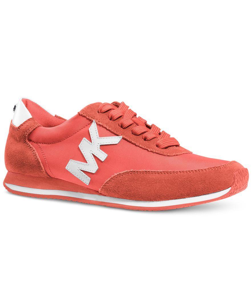 286a84b5fadf Michael Michael Kors Stanton Trainer Sneakers