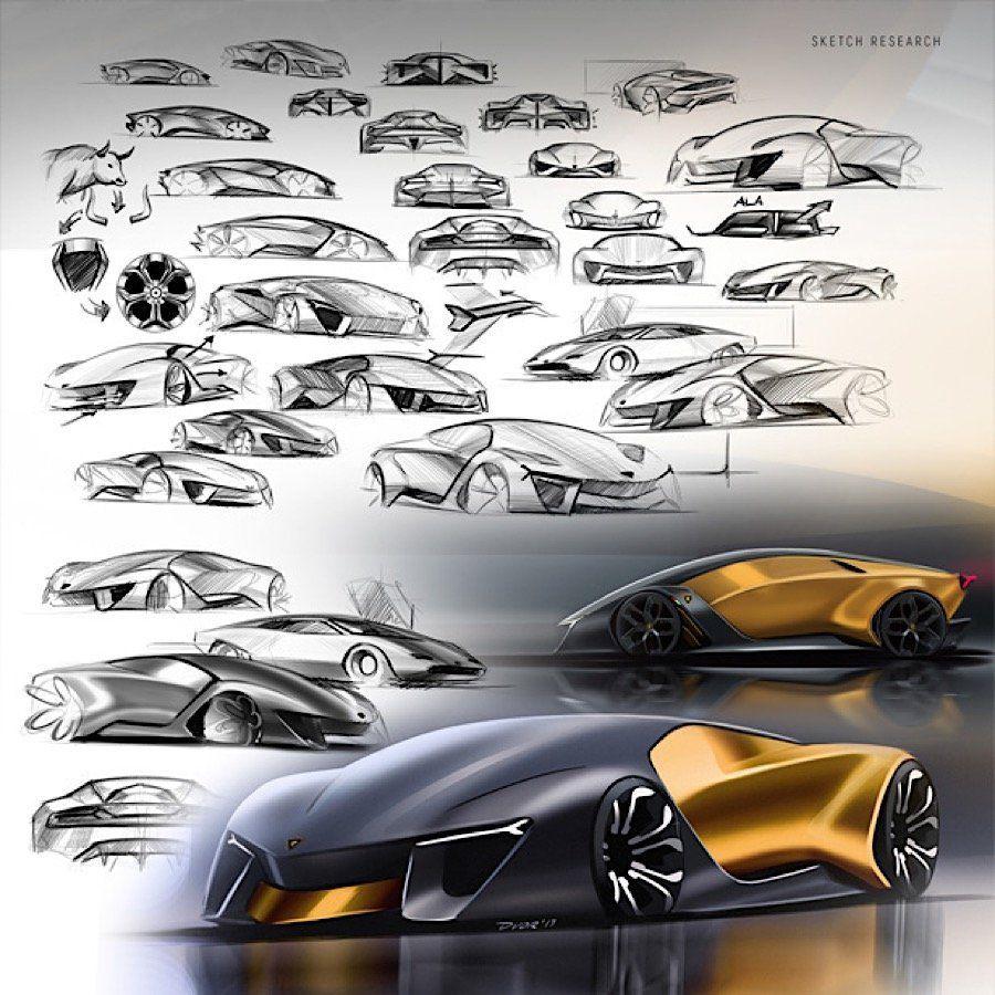 Chrysler Pacifica Plug In Hybrids Concept Cars Cars Lamborghini