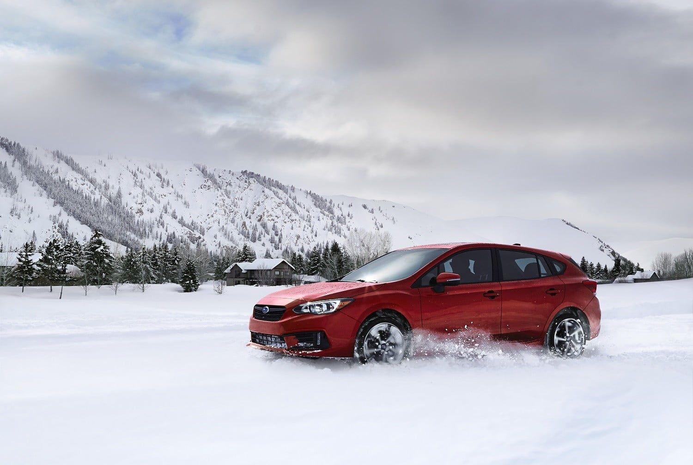 2020 Subaru Impreza Announced With Eyesight Starlink New Look Digital Trends Subaru Impreza Impreza Subaru