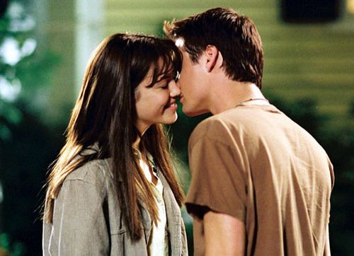 A WALK TO REMEMBER - Mandy Moore (