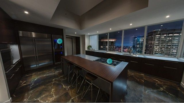Inside Christian Grey S Apartment In Fifty Shades Of Grey Movie