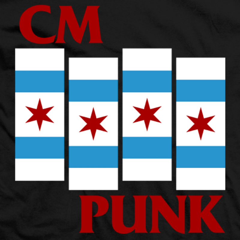 Cm punk flag shirt on prowrestlingtees rasslin pinterest cm punk voltagebd Image collections