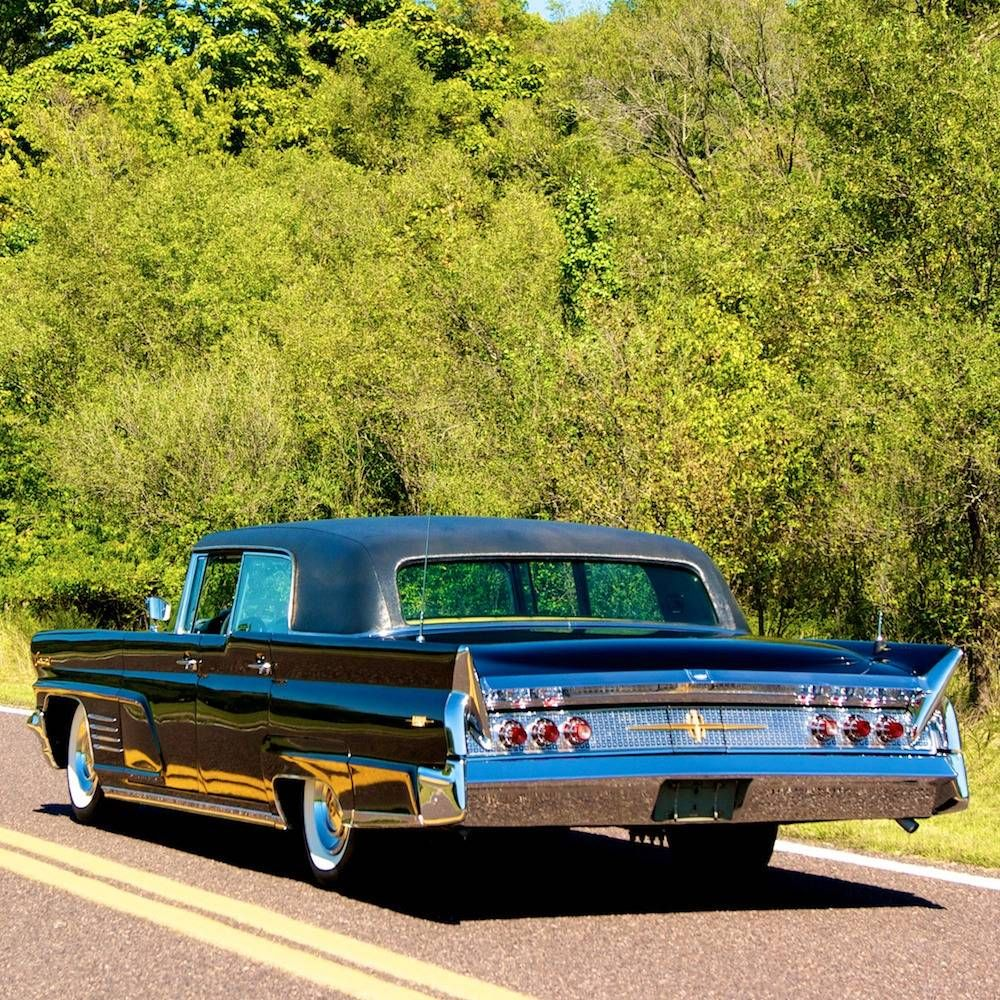1960 Lincoln Continental Town Maintenance/restoration of old/vintage ...