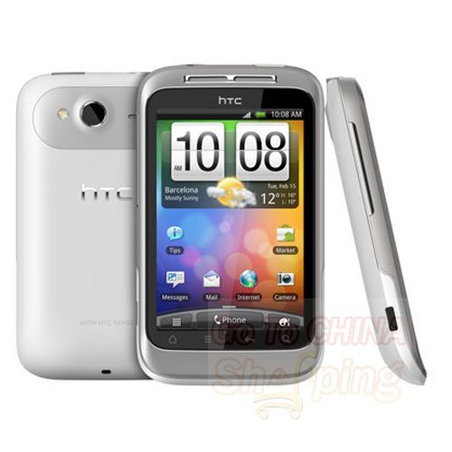 12 monrths warranty G13 Original HTC A510e Wildfire S Android 3G WIFI GPS Unlocked Cell Phone