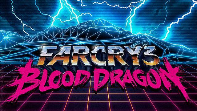 Far Cry 3: Blood Dragon - Logo