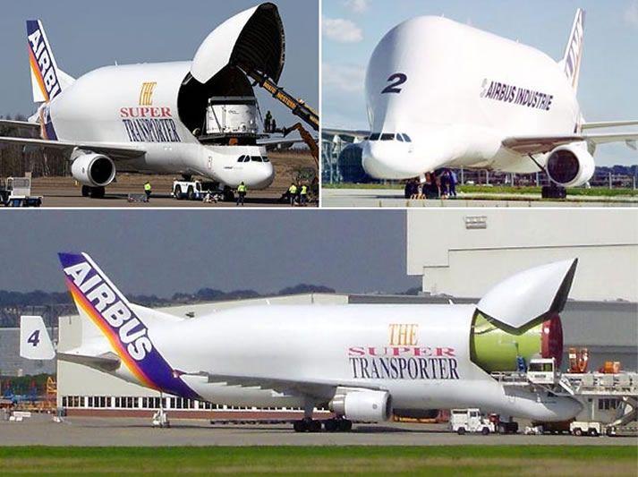 Airbus Super Guppy Super Transporter Airbus Beluga