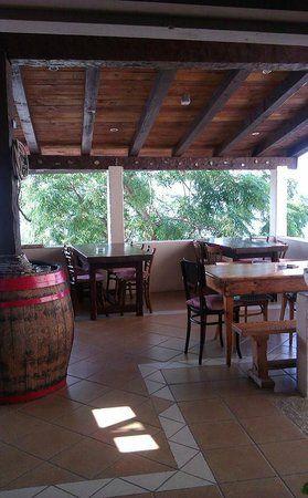 Restaurant Konoba Krcma Mala Mare Brist Croatia Restaurant Pergola Outdoor Structures