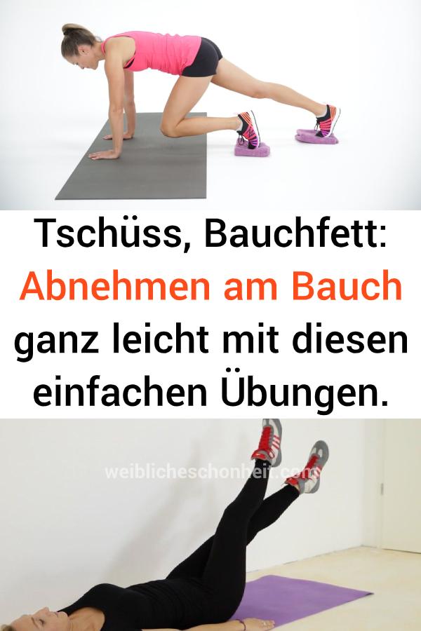 Tschüss, Bauchfett: Mit diesen einfachen Übungen können Sie ganz leicht Gewicht auf Ihrem Bauch verlieren … - Famous Last Words