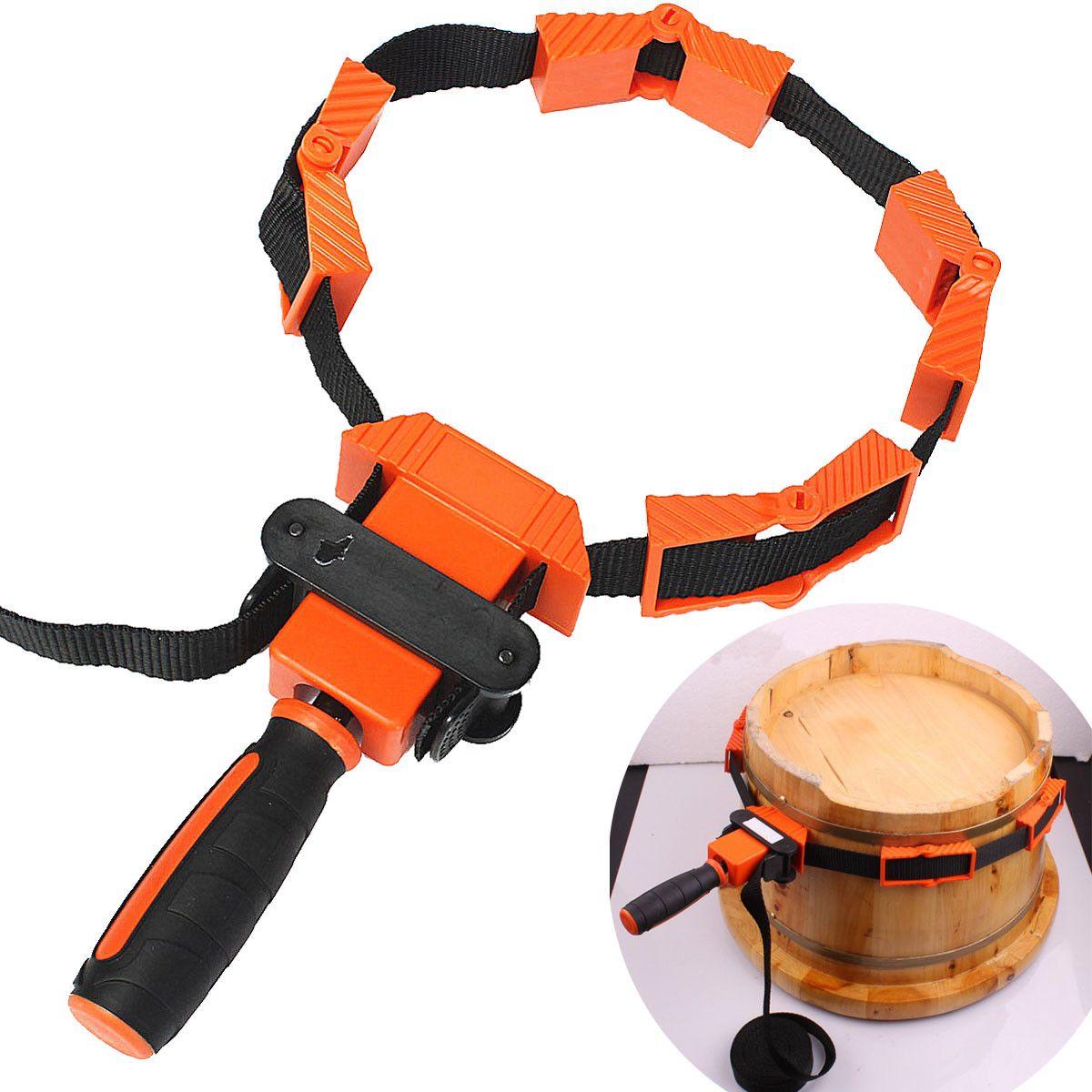 Banda para trabajar la madera del marco cinta de la abrazadera de ...