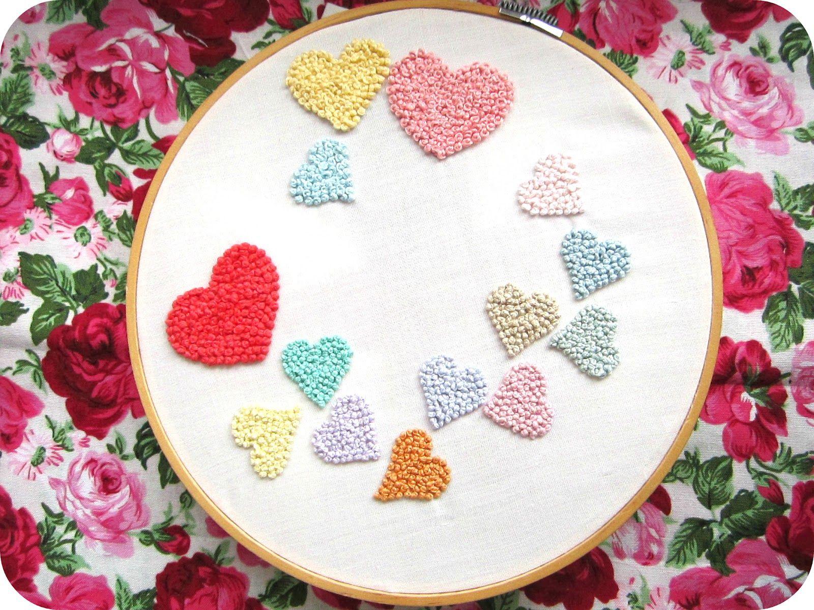 Llueve Diamantina: bordado / embroidery | My embroidery / Mis ...