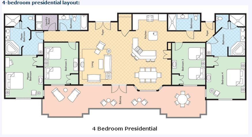 Renee S Apartment Bedroom Floor Plans Orlando Fl Vacation Bonnet Creek