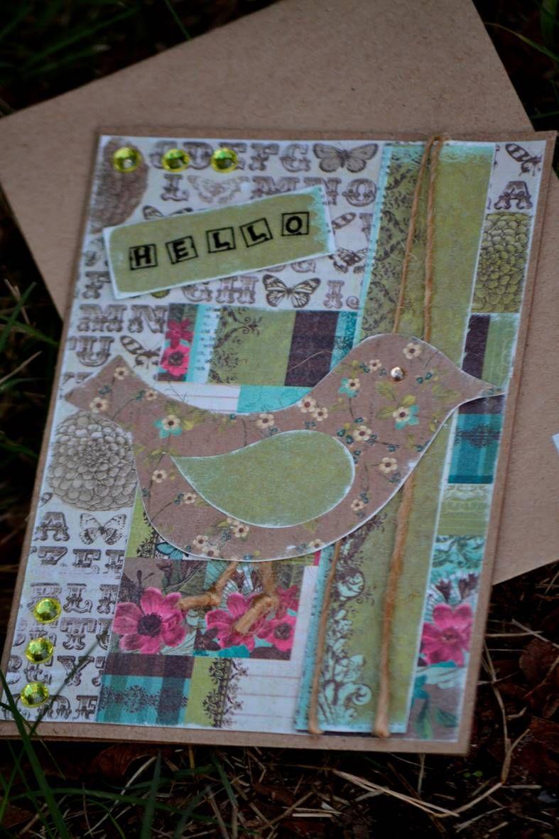 Beautiful Girlhood: Papercrafting Happiness...