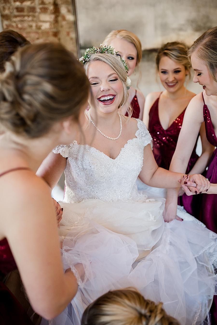 The Foundry + Fountain City UMC Wedding by Amanda May