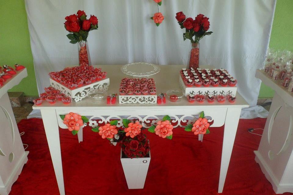 Decorao De Casamento Simples E Barato Branco E Vermelho Trendy Decorao Casamento Vermelha Noiva  -> Decoração De Casamento Simples Com Tnt Vermelho E Branco