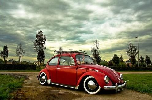 Lowered VW Beetle flat [Tips] Making a VW Beetle flat / Lowered Beetle. difficult can it be?