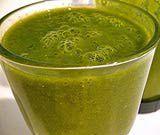 Simplemente incorpora un batido verde antes del desayuno, a media mañana, para el almuerzo y/o la cena.
