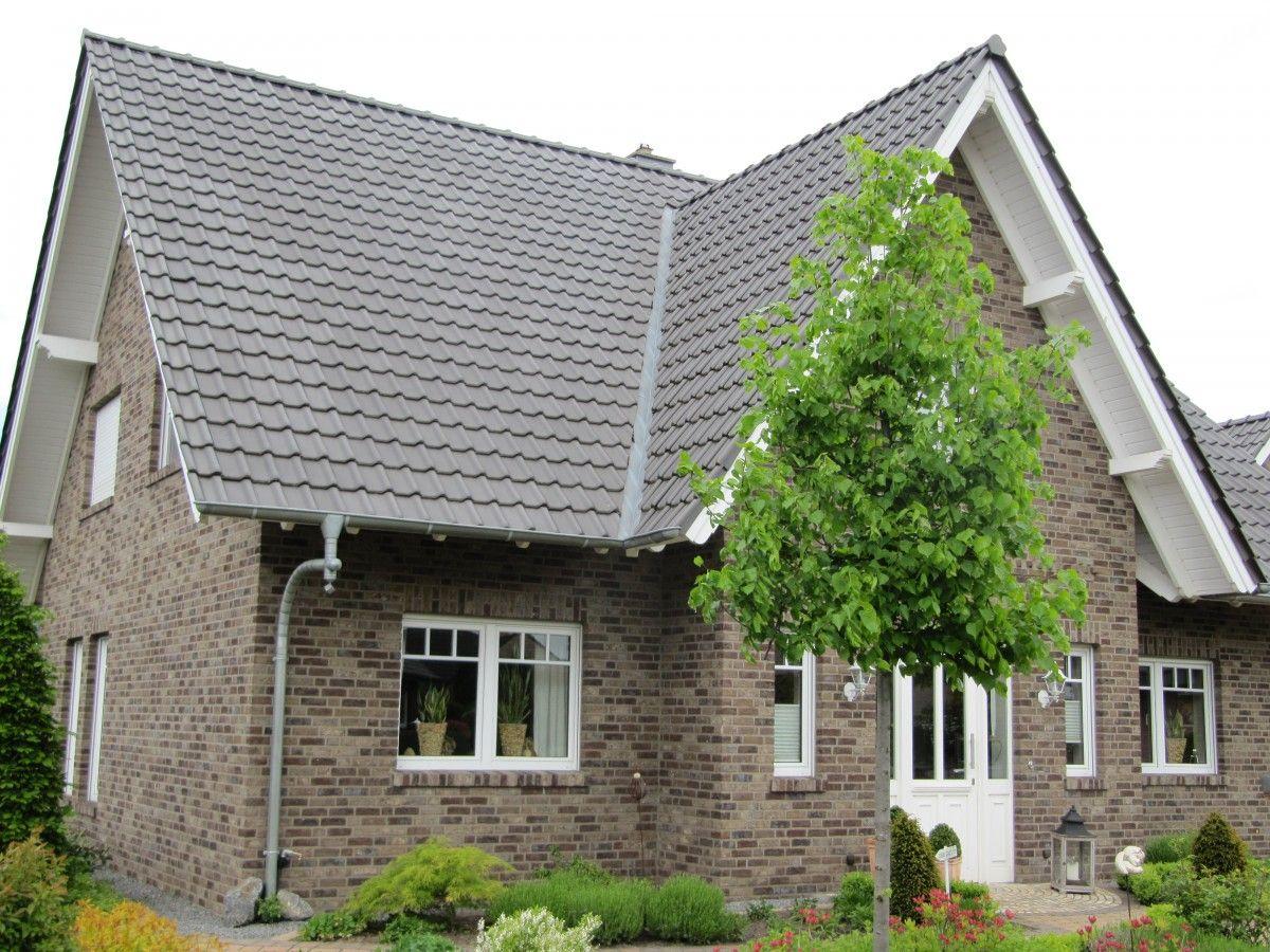 Handform Riemchen K157R Häuser klinker, Klinkerriemchen