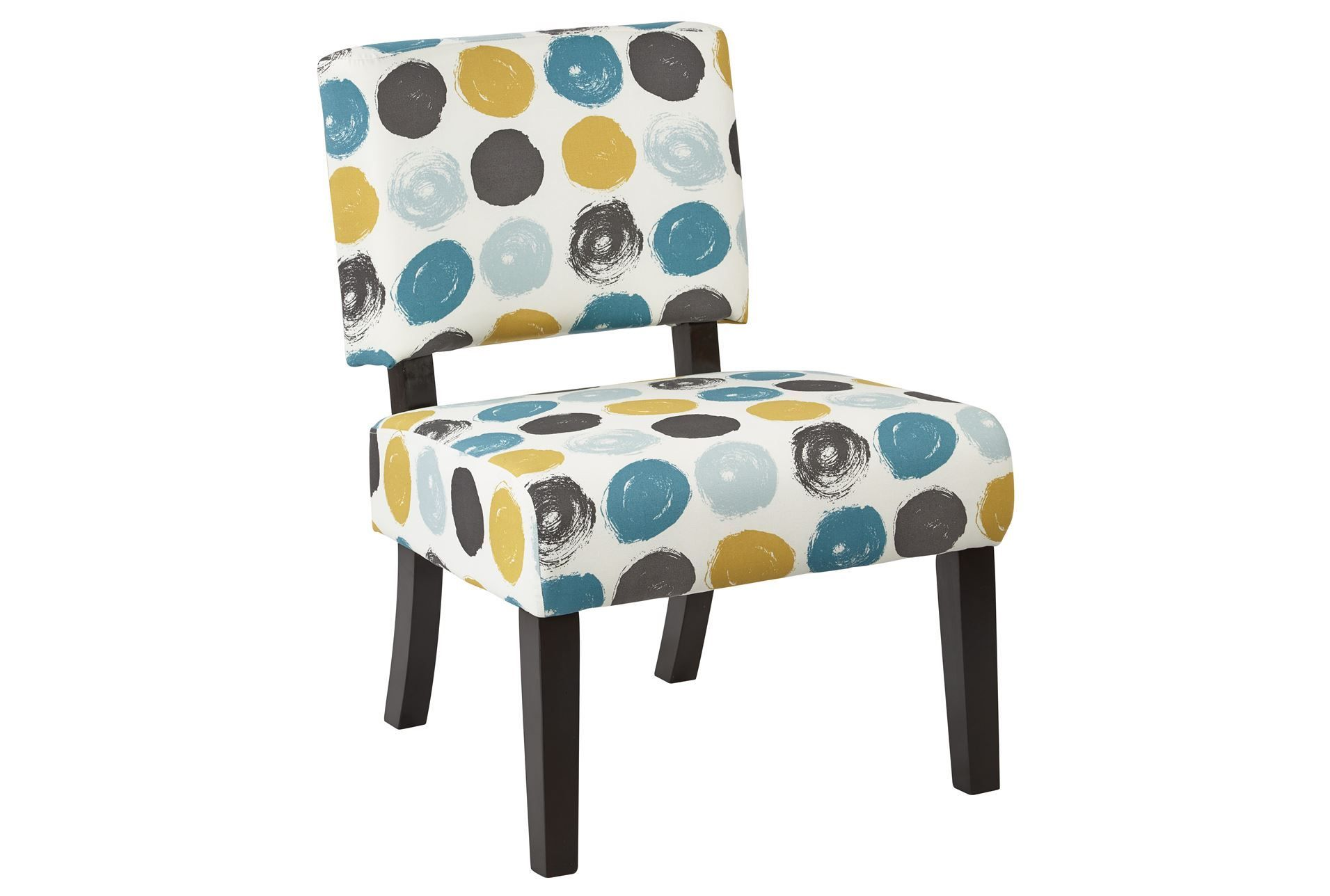 Love this! <3 Thea Peacock Accent Chair