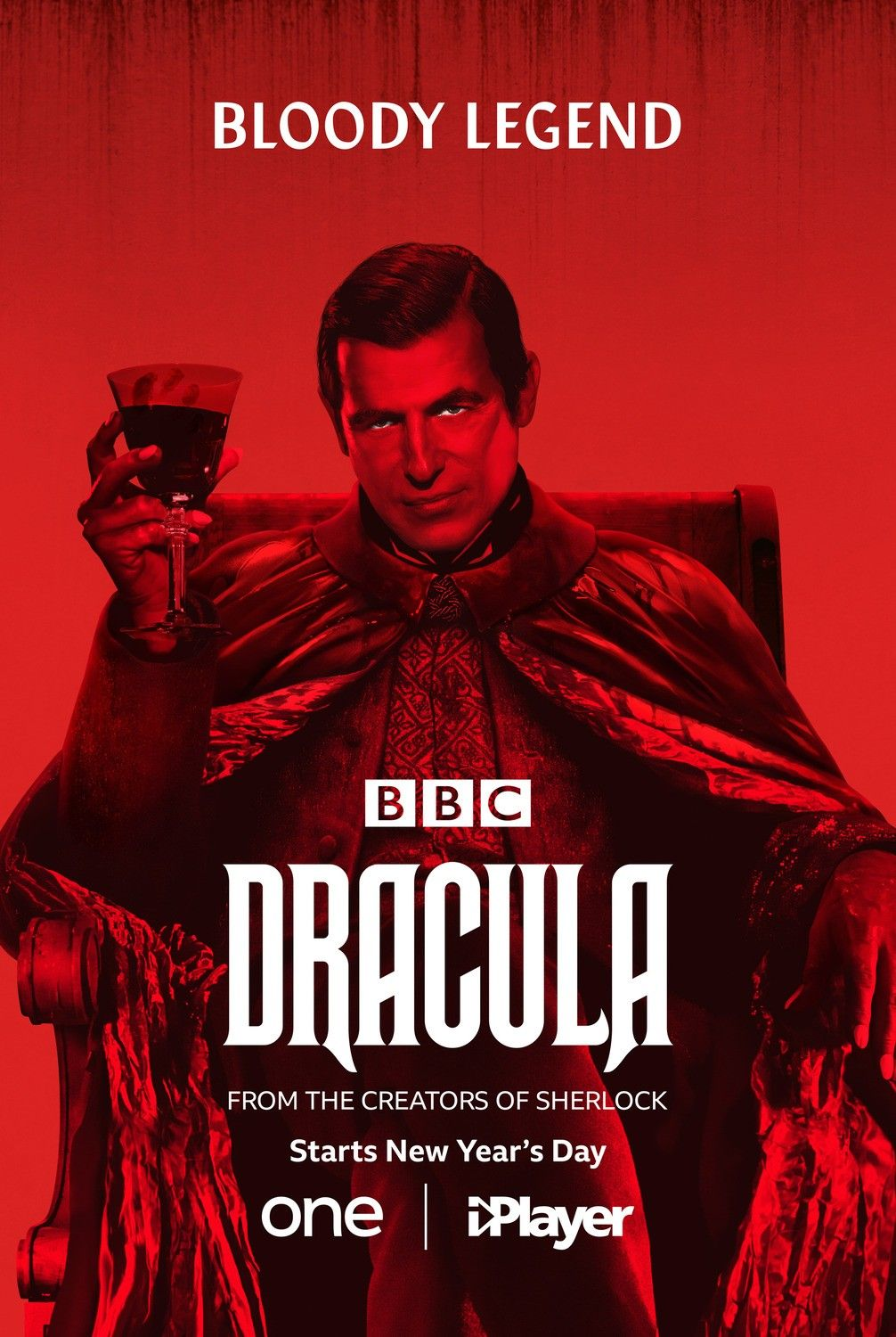 New Poster For The Series Dracula Dracula Tv Dracula Tv Series Dracula Series