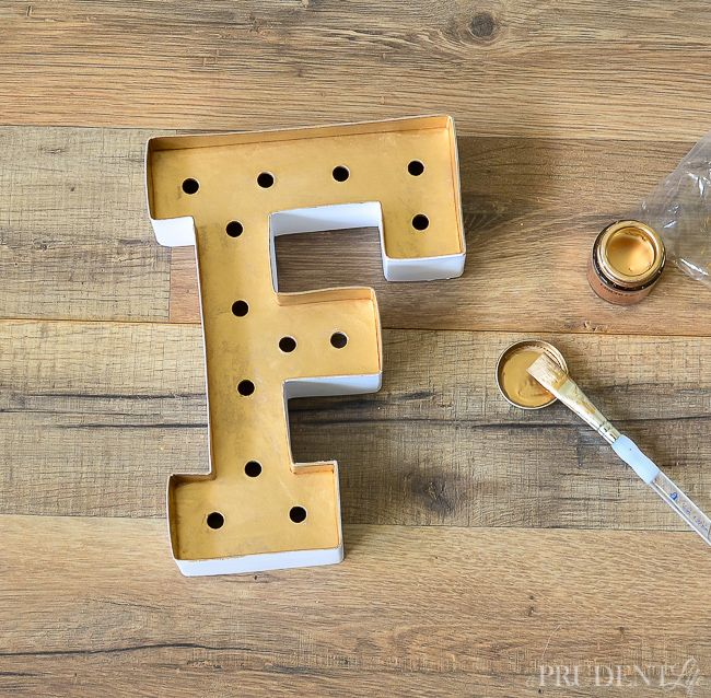 Liquid Leaf & Heidi Swapp Marquee Letters are the perfect