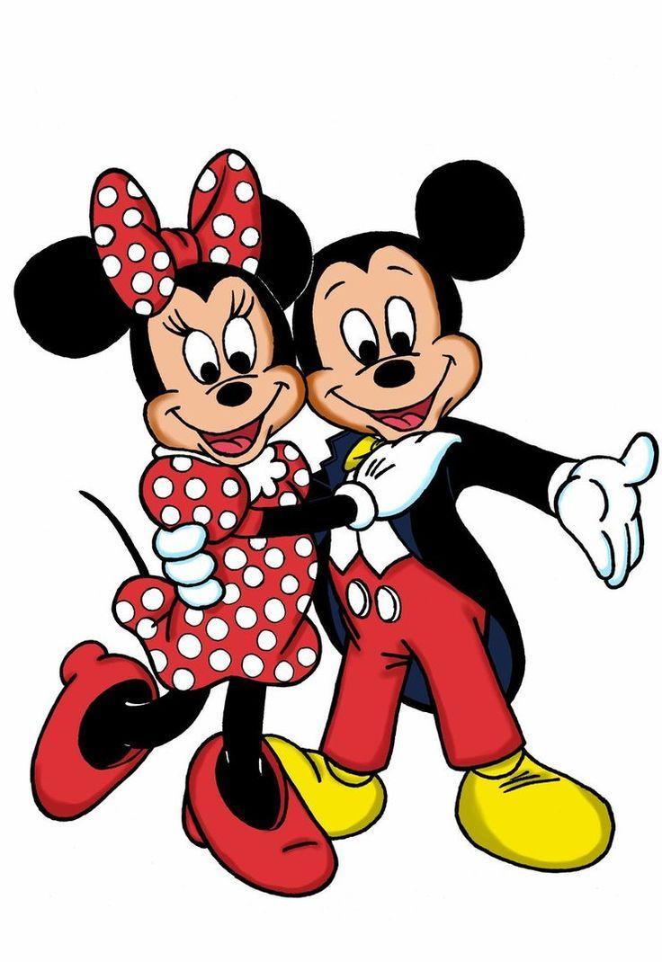 Pin De Helia Em Mickey Y Minnie Mickey Mouse E Amigos Minnie