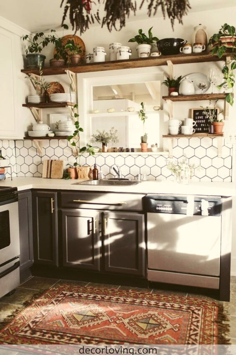 20 Best Kitchen Decorating Ideas Above Kitchen Cabinets Wall Decor In 2020 Kitchen Style Kitchen Remodel Before And After Boho Kitchen