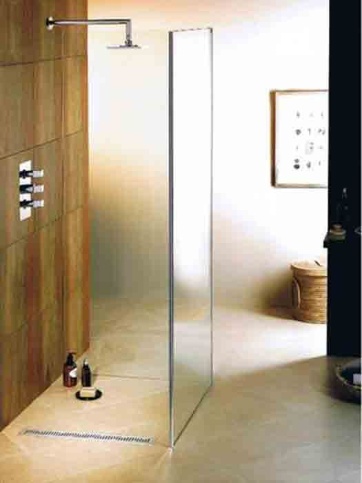 Walk In Wet Room Designs: Tiny Wet Room, Apartment Design, Small