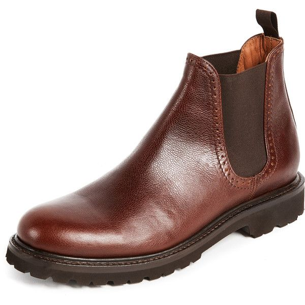 a57034d2ac4 Wolverine 1883 Cromwell Chelsea Boots (66.475 HUF) ❤ liked on ...