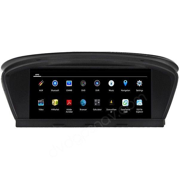 Bmw E60 Android Navigation Android Navigation Gps Navigation Bmw E60
