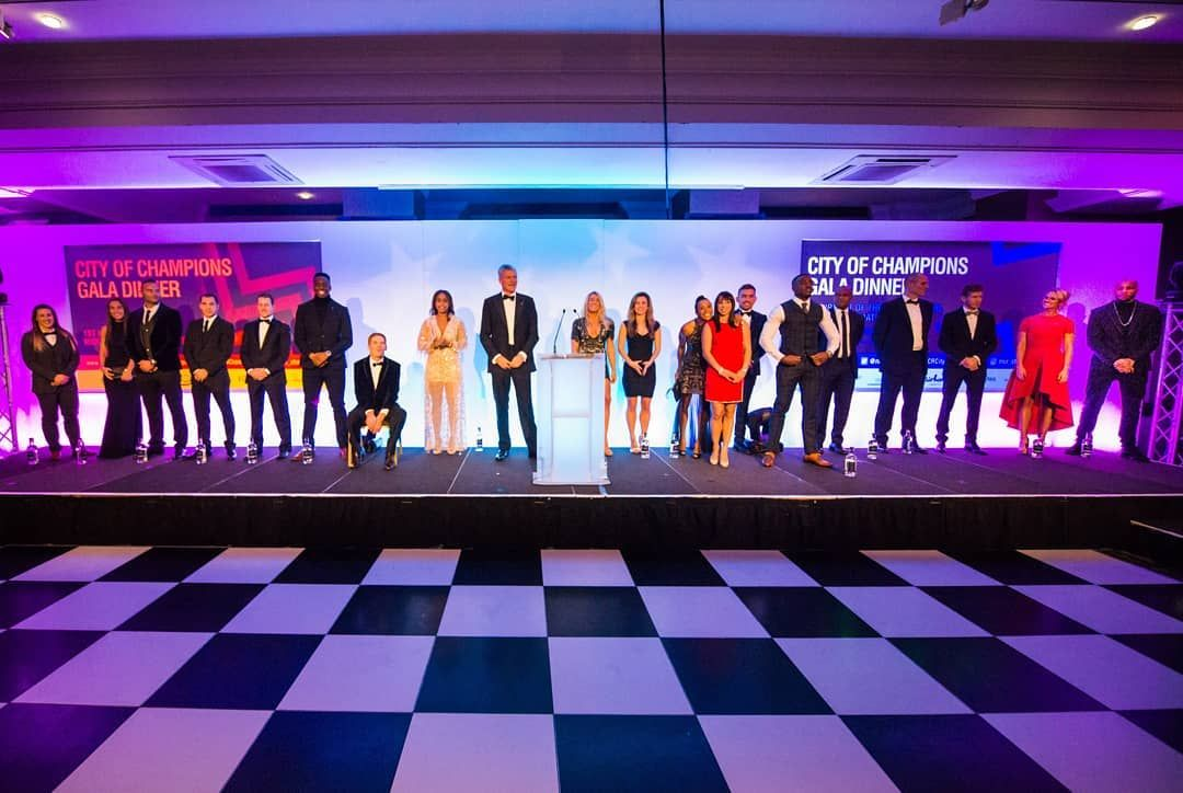 2018 saw Bugzy Malone, Beth Tweddle & David Gill recognised for their contribution to #Manchester 🙌...
