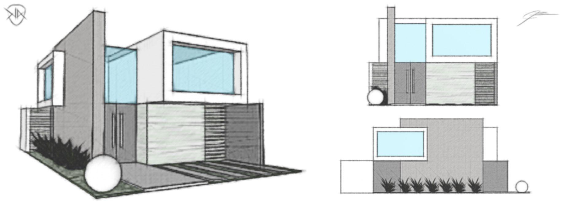 RSI T House Conceptual