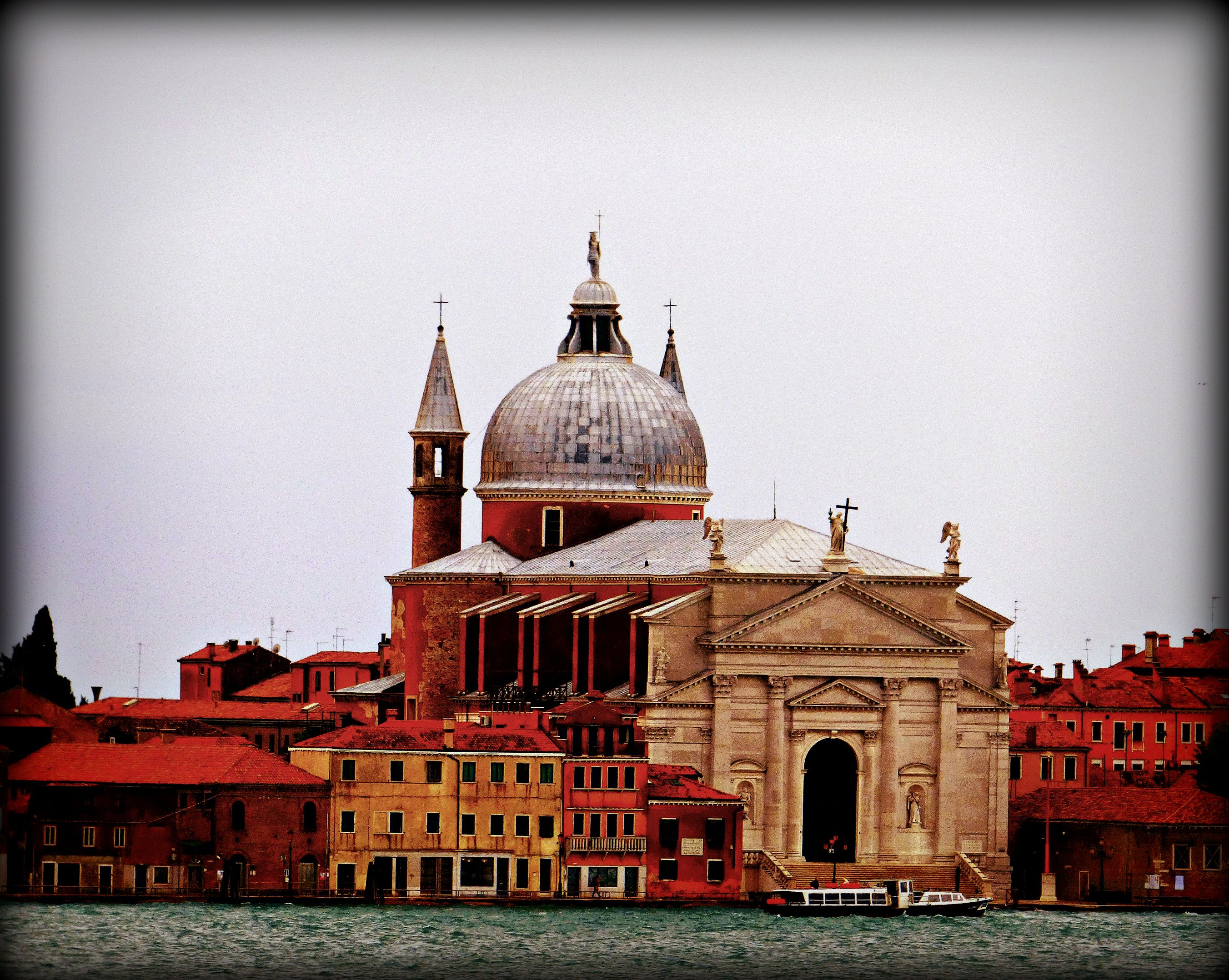 Beautiful Church in Venice - Jon Lander ©2016 - the Doge's Palace has a nice view of this and I've consulted the maps and have no idea what it's called...